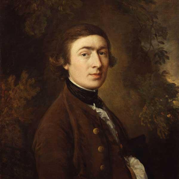 Thomas Gainsborough by Thomas Gainsborough