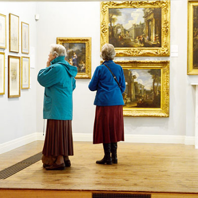 Gainsborough's House Gallery