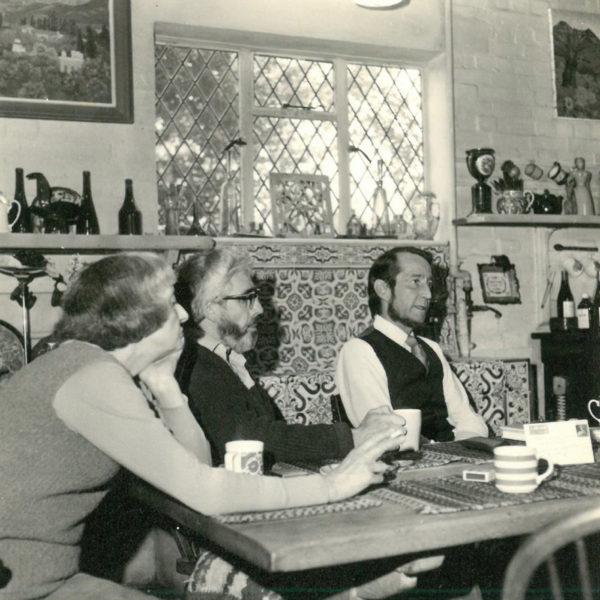 A photo of Millie, Glynn-Morgan and Gerry-Stewart-(Lett's-nephew)