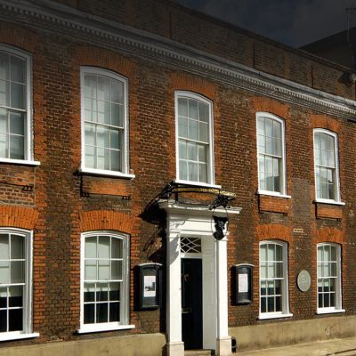 Gainsborough/s House